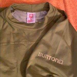 Burton long sleeve base layer